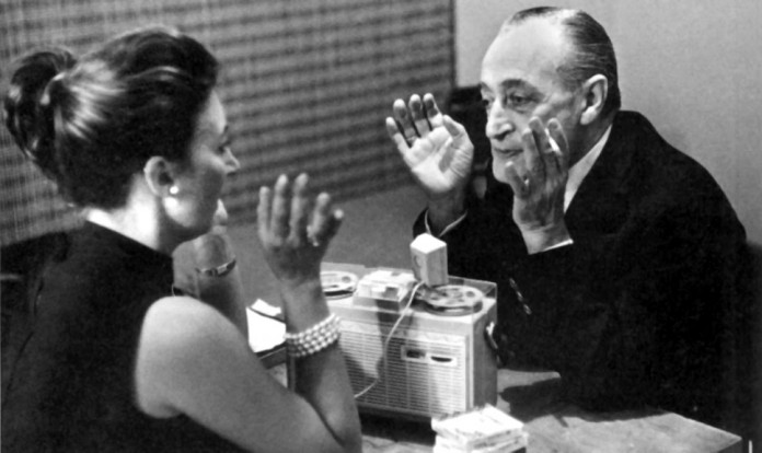 Oriana Fallaci intervista Totò:
