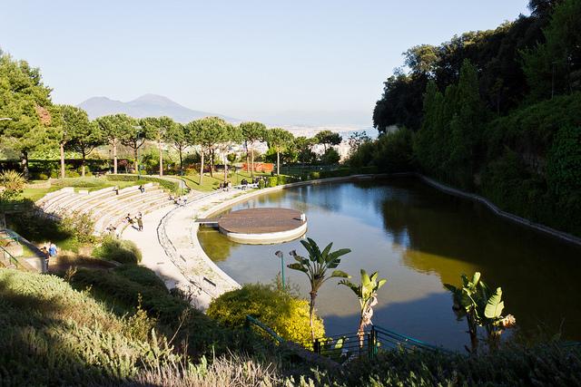 Parco del Poggio, Luigi de Magistris assicura: