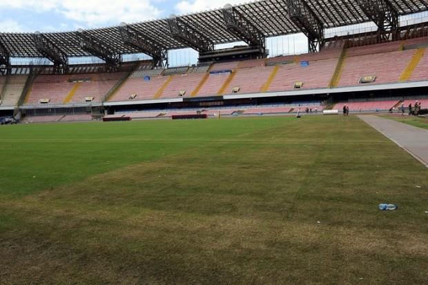 Prato del San Paolo: danni limitati dopo il concerto di Vasco Rossi
