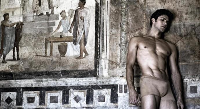 Roberto Bolle a Pompei il 25 luglio, ma lo spettacolo è a rischio