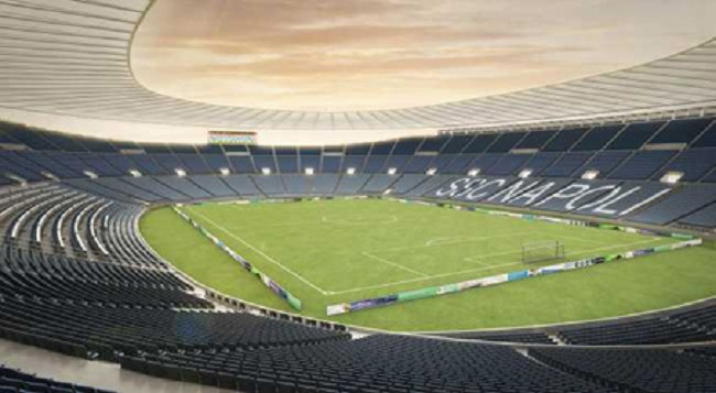 Stadio San Paolo, il Napoli ha presentato ufficialmente il progetto
