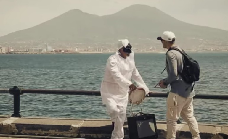 Vamos a danzar: Beenzo porta a Parigi tutte le bellezze di Napoli