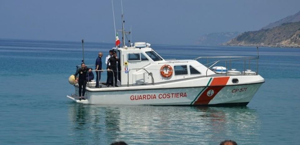 Donna dispersa in mare in Cilento, è salva