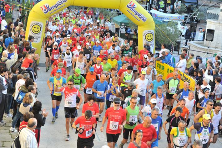 Ecomaratona fa tappa in Campania