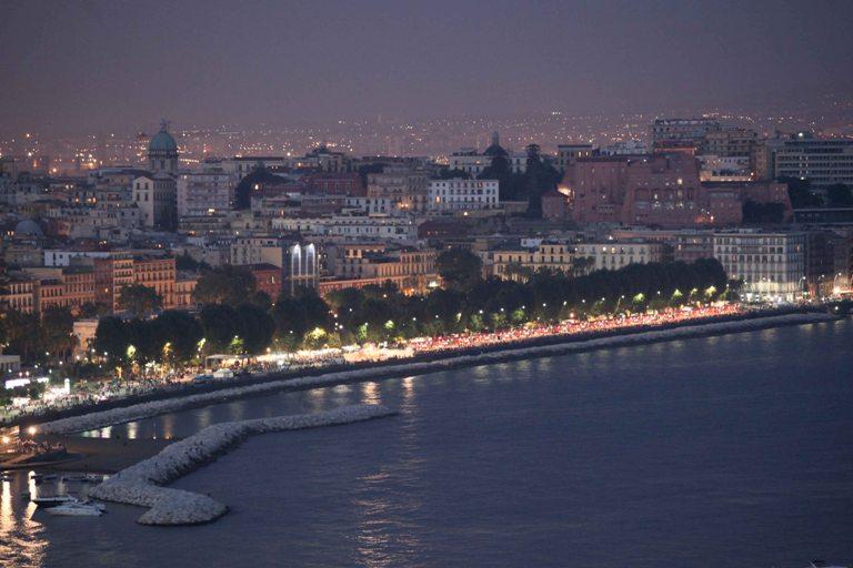 Ferragosto a Napoli: tre serate in musica sul lungomare partenopeo