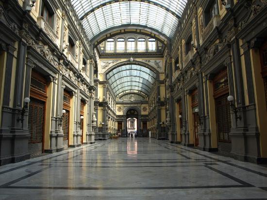Galleria Principe di Napoli: al via il bando per l'assegnazione dei locali