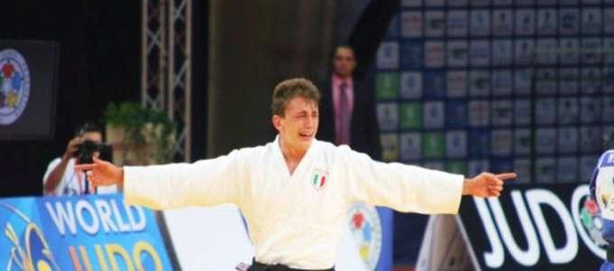 Giovanni Esposito: a 17 anni è campione del mondo di judo
