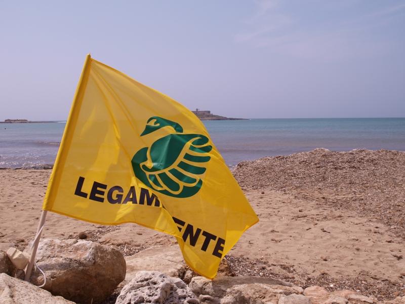 Legambiente: 29 chilometri di litorale cancellati
