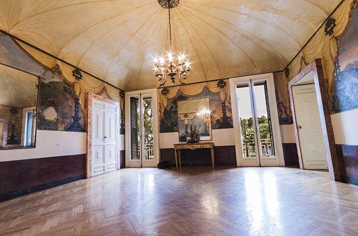 Napoli borbonica in 3D: al via i tour presso Palazzo Caracciolo di San Teodoro