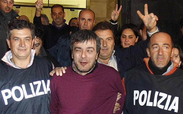 Napoli criminale: arriva in tv la cattura del boss dei Casalesi Antonio Iovine