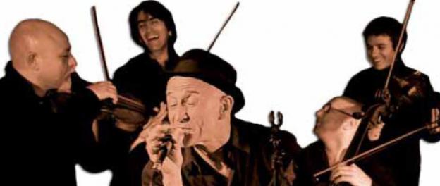 Peppe Servillo & Solis String Quartet e Cinaski a 'Botteghe d'Autore'