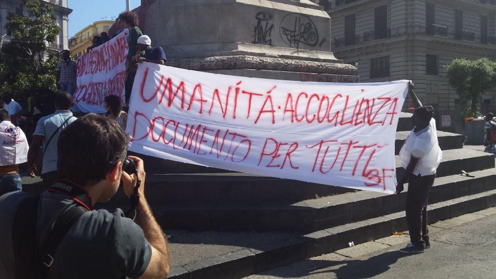 Solidarietà per i profughi: 5 agosto manifestazione presso piazza del Plebiscito