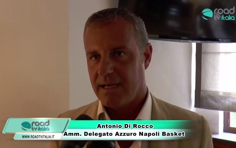 Azzurro Napoli Basket: presentato il nuovo assetto societario