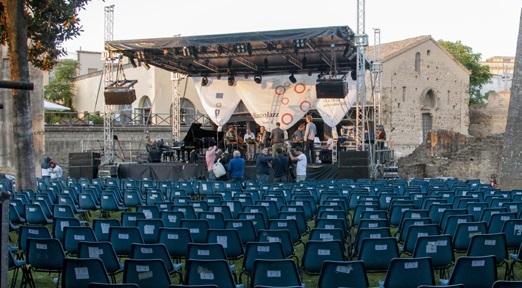 I concerti del Pomigliano Jazz incontrano le Note di Gusto