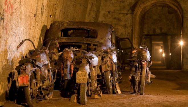 Ricoveri antiaerei gratis al Comune di Napoli