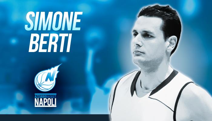 Napoli Basket: Di Lorenzo nuovo coach e Simone Berti playmaker