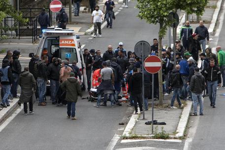 Accusato tifoso del Napoli: chiesto processo per tifoso coinvolto nella rissa che precedette l'aggressione a Ciro Esposito