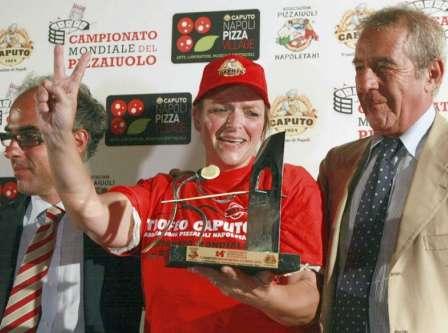 Campionato del mondo dei pizzaioli: vince una napoletana