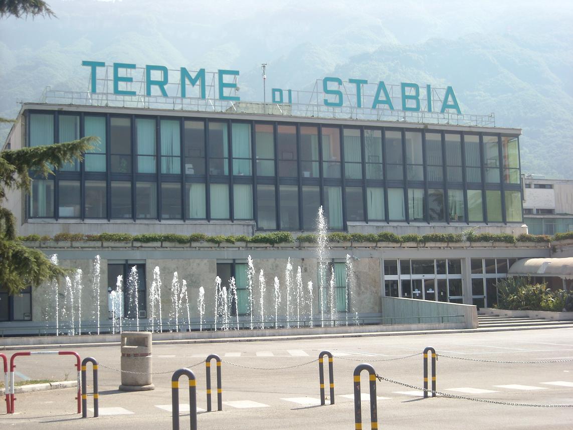 Hotel Terme di Castellammare di Stabia: all'asta il simbolo del turismo stabiese