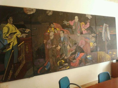José Ortega: il Cilento ricorda il pittore e scultore spagnolo