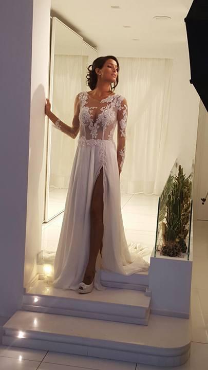 Mariana Rodriguez sposa