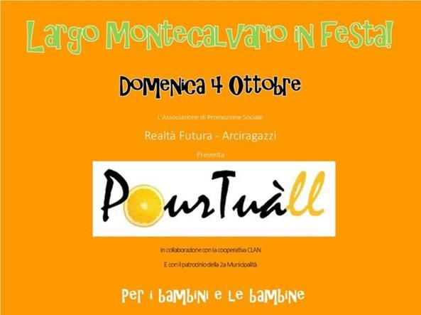 Pourtuàll: ai Quartieri Spagnoli tra divertimento e musicoterapia