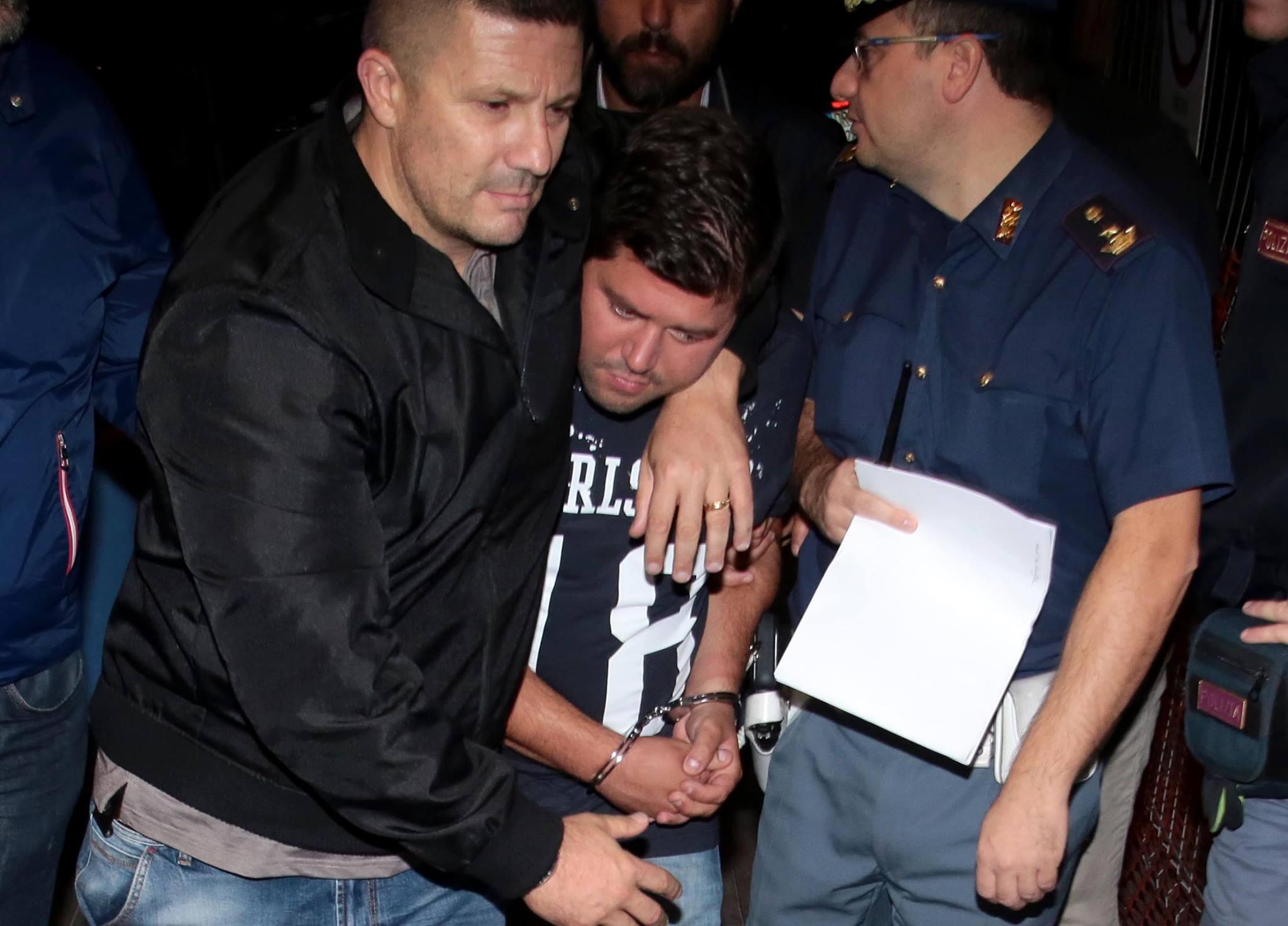Arrestato Raffele Rende sparatoria fuorigrotta