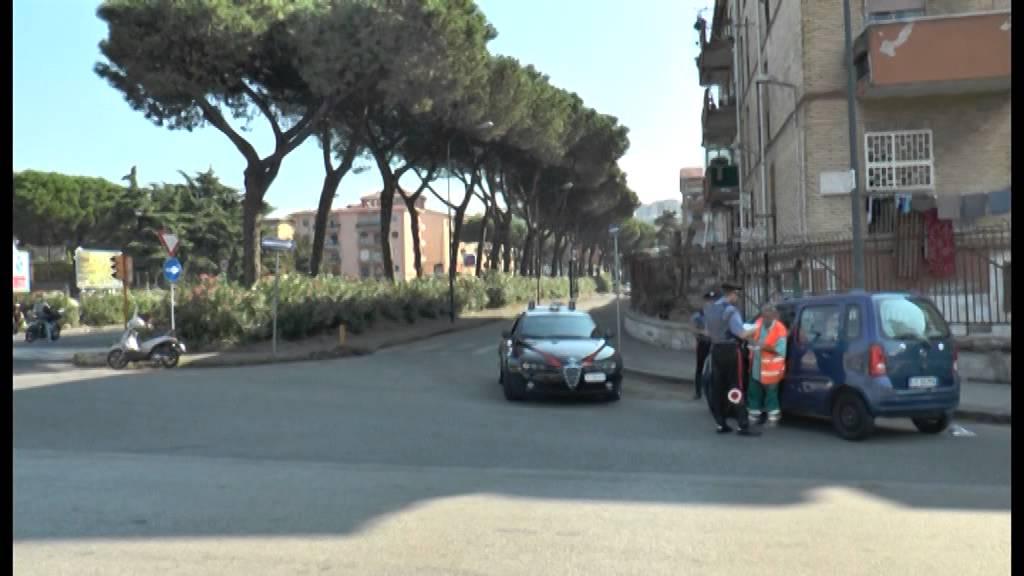 Rione Traiano: polizia trova diverse abitazioni con accessi sbarrati