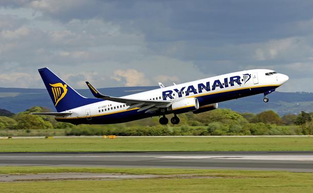Ryanair - Nuove rotte in arrivo in inverno a Capodichino
