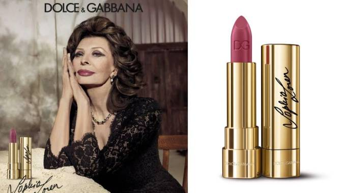 Sophia Loren: D&G omaggia l'attrice con Sophia Loren No 1