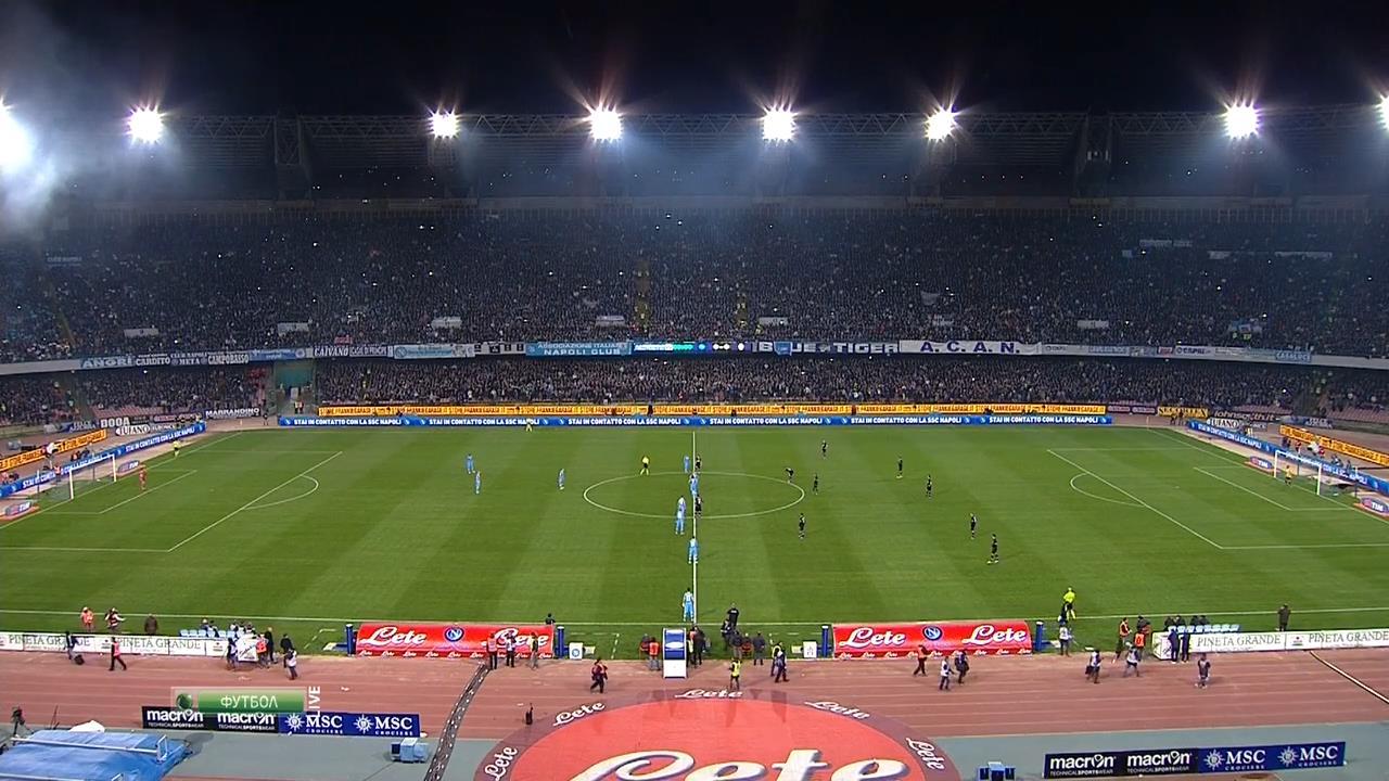Biglietti Napoli-Juve, acquisto consentito solo ai residenti in Campania
