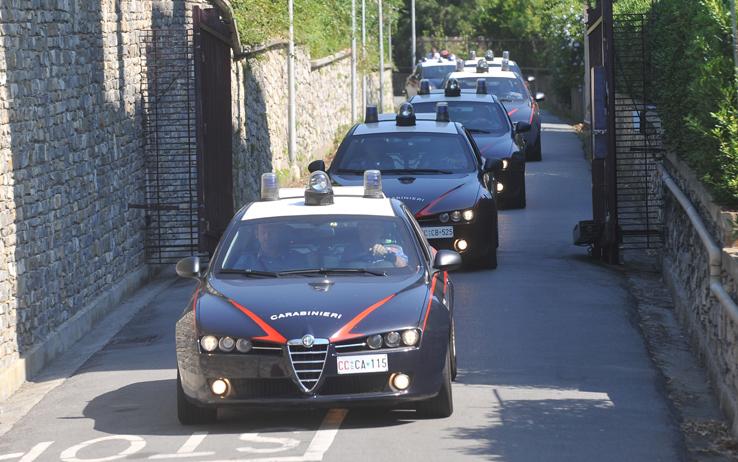 Camorra: blitz dei Carabinieri al Centro Storico, 40 gli arresti