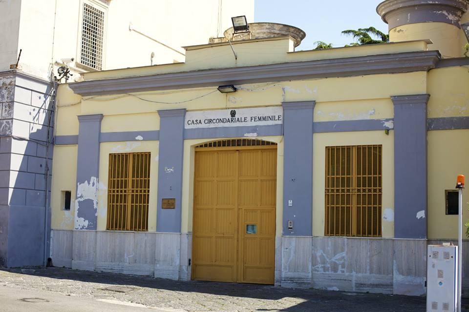 Una serata di cultura e legalità al carcere femminile di Pozzuoli (18/09)