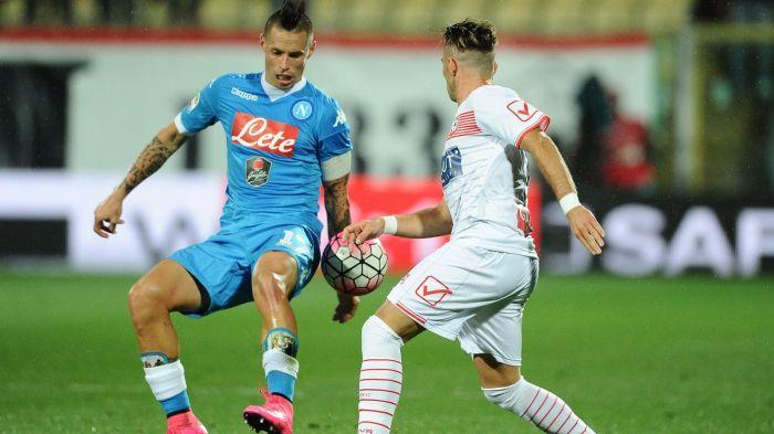 Carpi Napoli 0-0, fermata la rincorsa degli azzurri