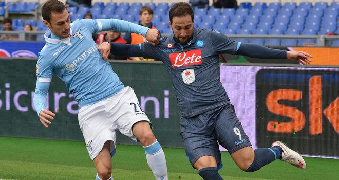 Napoli-Lazio, divieto trasferta per i supporters biancocelesti