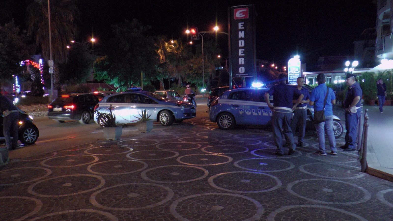 Poliziotto fuori servizio sventa rapina a Villaricca