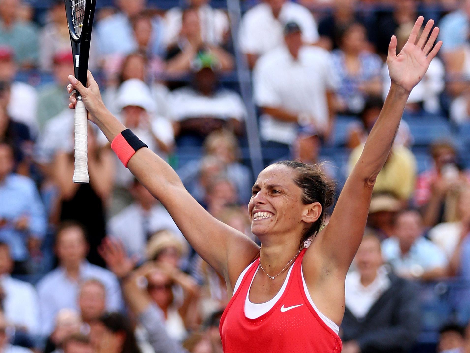 Miracolo del tennis azzurro, la finale US Open femminile sarà tutta italiana, Vinci-Pennetta. Battute la Williams e la Halep.