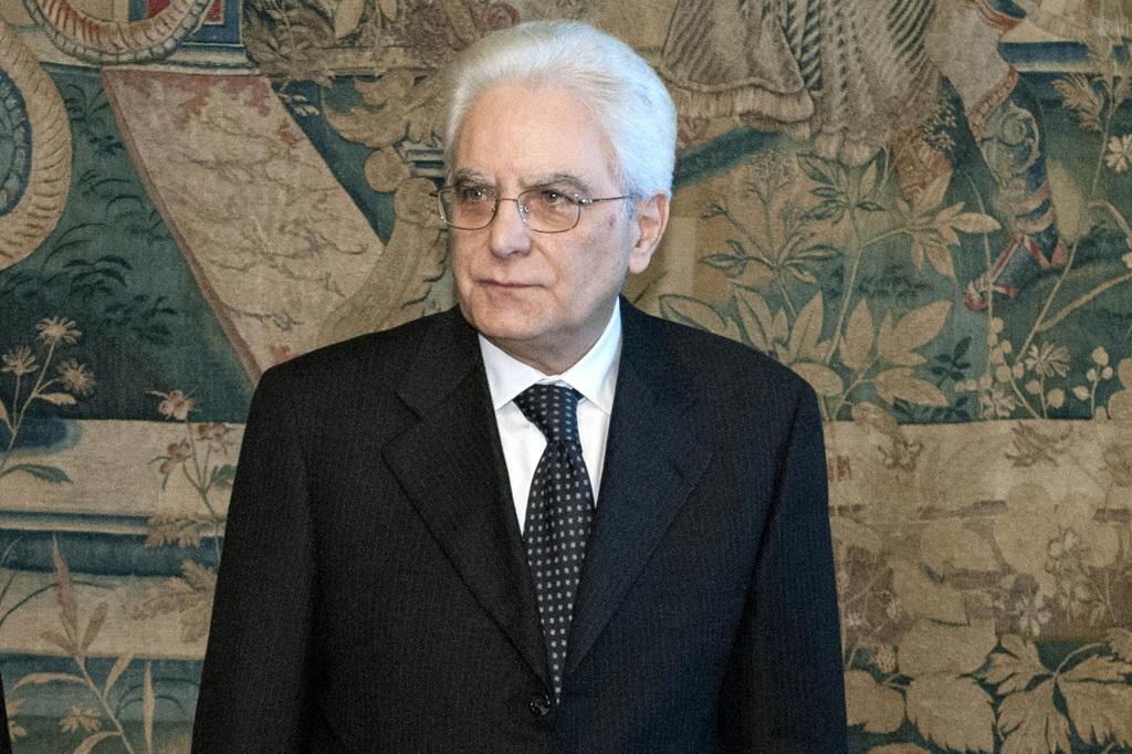 Sergio Mattarella a Napoli per l'inaugurazione dell'anno scolastico dell'I.P.I.A