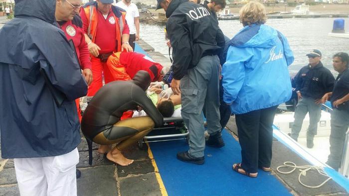 Campionati mondiali di apnea: Costant Weight ha un malore, recuperato dalla polizia
