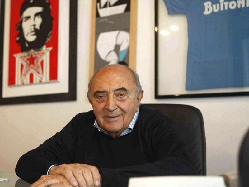 Ferlaino compie 90: il presidente degli scudetti