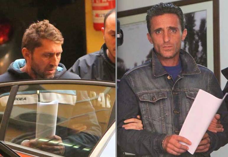 Italia Dell'Aversana i due assassini