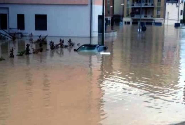 Maltempo Benevento: Caritas di Benevento accoglie famiglie sfollate