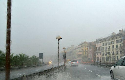 Maltempo in Campania: 150 volontari e tecnici in arrivo