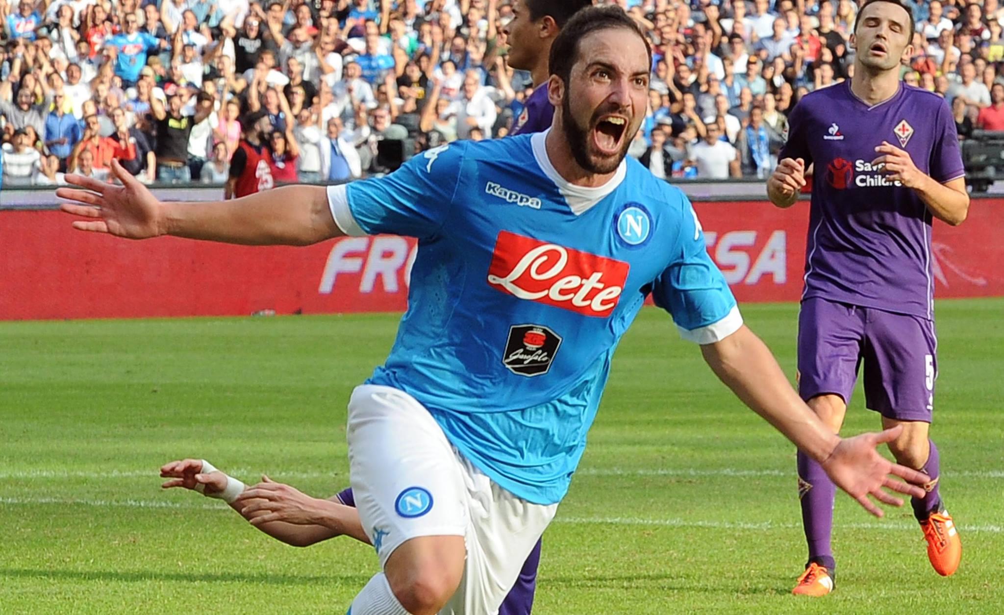 Napoli Fiorentina 2-1