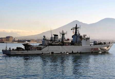 Navi nucleari nel porto di Napoli: arriva il no del Comune di Napoli