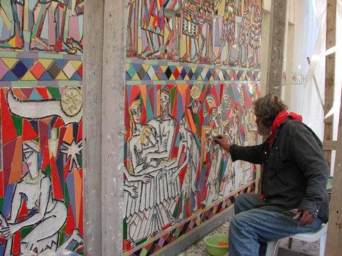 Nik Spatari: giovedì inaugurazione della sua mostra al Suor Orsola Benincasa