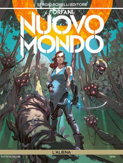 """""""Nuovo Mondo"""": Sara, l'eroina di una Napoli futura"""