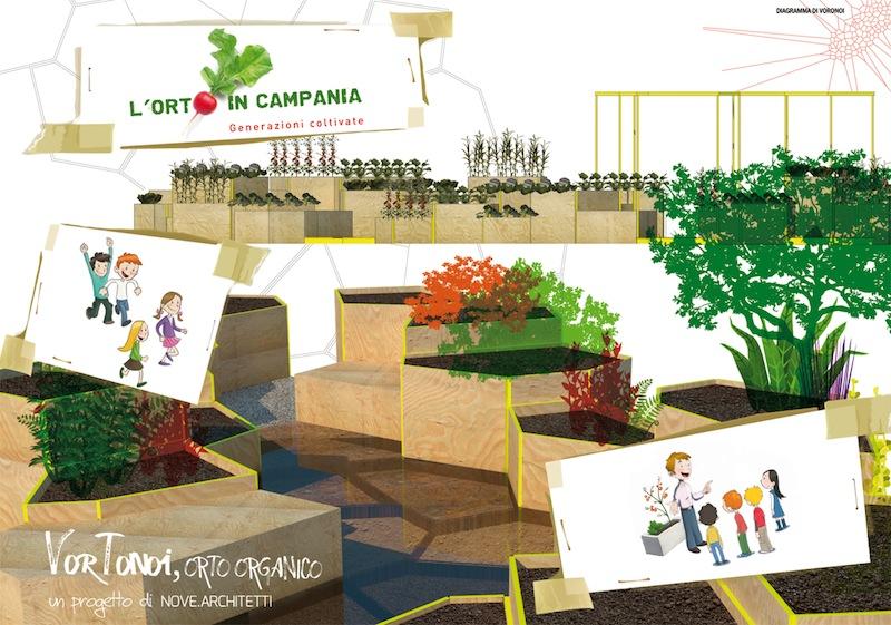 L'Orto in Campania a Futuro Remoto, dal 16 al 19 ottobre 2015