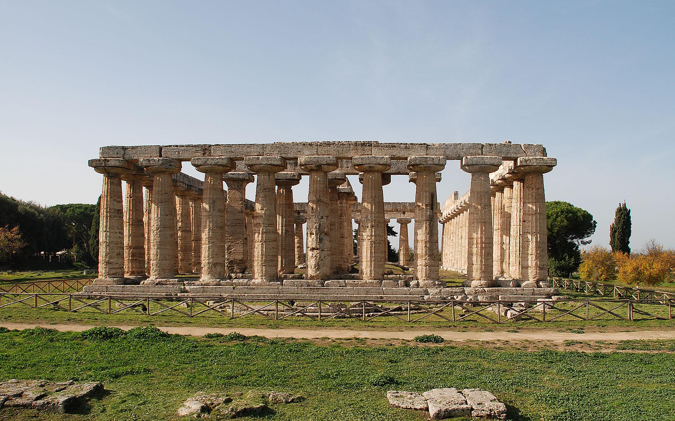Paestum: nuovo percorso di visita, arrivano tour 2.0