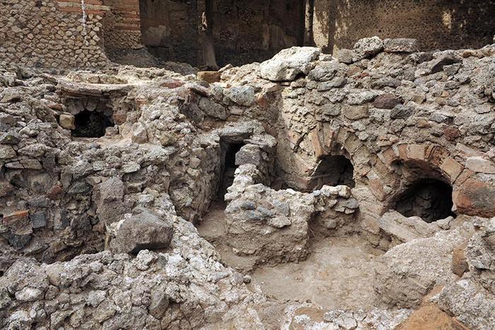Le Terme Repubblicane di Pompei tornano alla luce
